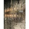 Leclercq & Bouwman Hanglamp Raffelo metaal  zilver