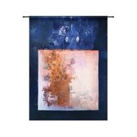 thumb-Wandkleed Abstract in E-mineur-1