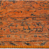 thumb-Tapijt Novum Rust oranje-4