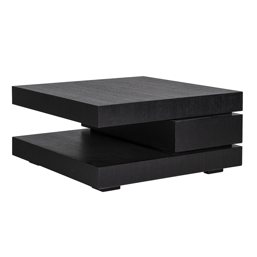 Salontafel Oakura Blok C-vorm 42 x 90 x 90-1