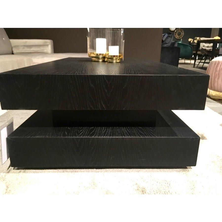 Salontafel Oakura H-vorm 150 x 80 cm-5