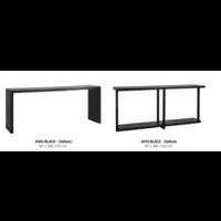 thumb-Wandtafel Oakura zwart 80 x 200 x 45 cm-4
