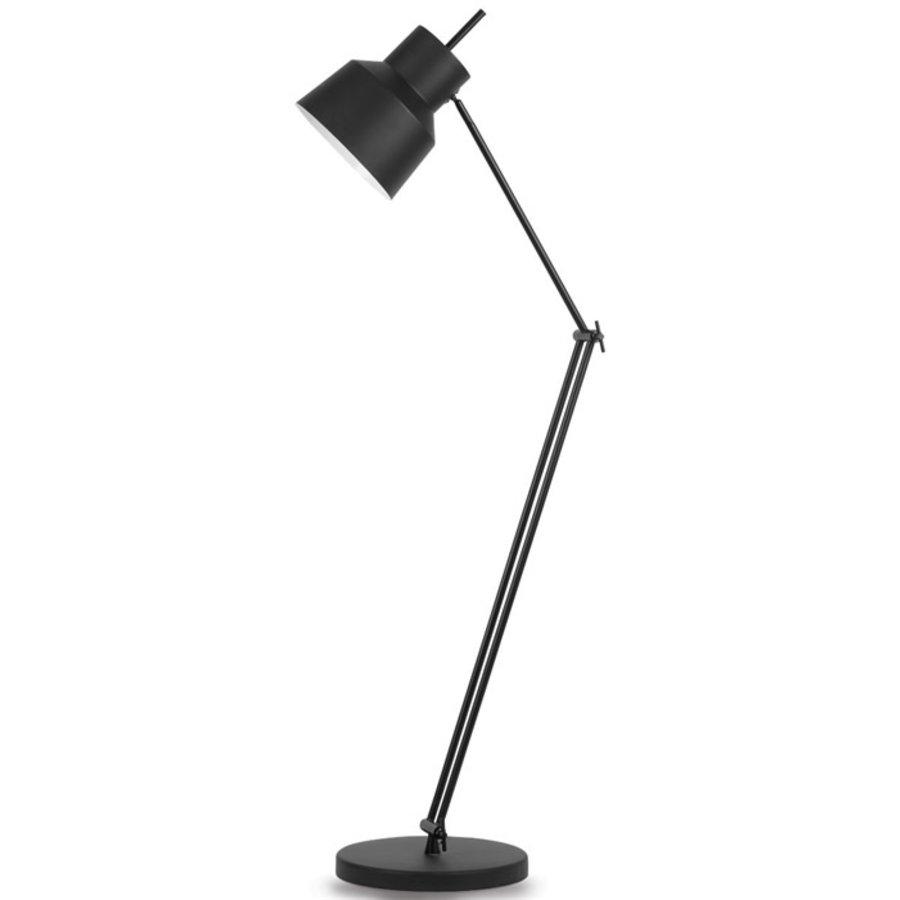 Vloerlamp Belfast zwart-1