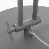 thumb-Vloerlamp Belfast grijs-6
