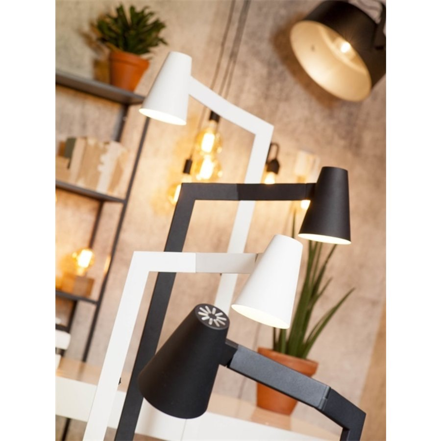 Vloerlamp Biarritz wit of zwart | It's about RoMi-4