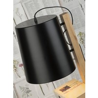 thumb-Vloerlamp Cambridge zwart-7