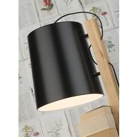 thumb-Vloerlamp Cambridge zwart-8