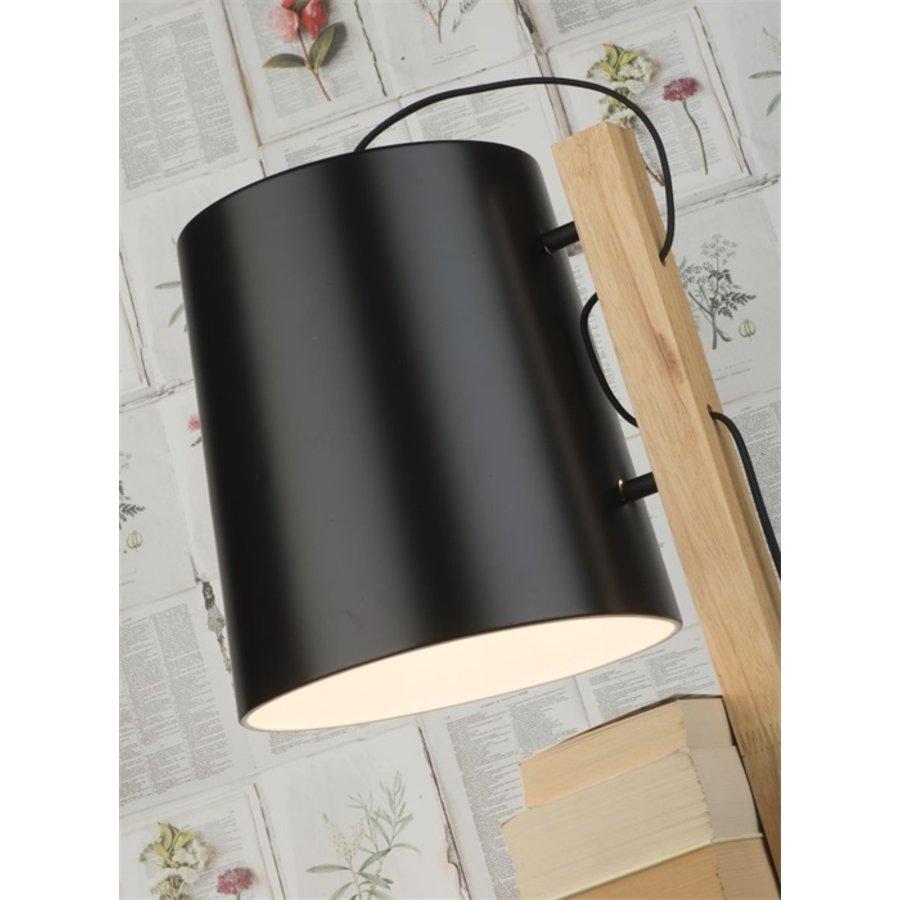 Vloerlamp Cambridge zwart-8