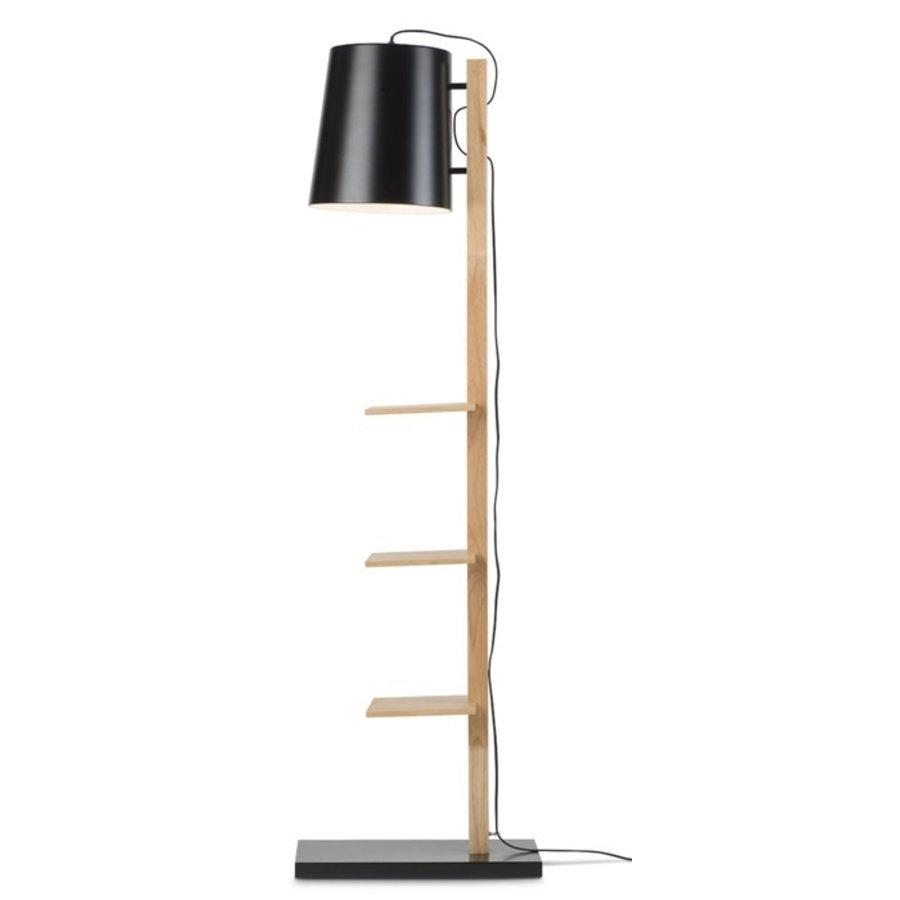 Vloerlamp Cambridge zwart-10