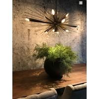 thumb-Hanglamp Springfield zwart/goud-6