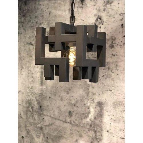 Hanglamp Magnus vierkant