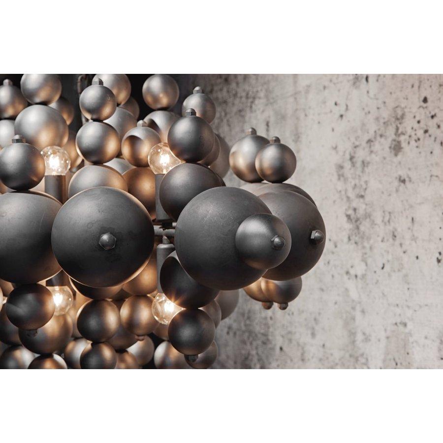 Hanglamp Blow in twee kleuren metaal-4