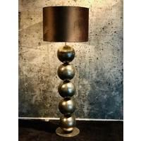 thumb-Vloerlamp Boss met vijf bollen metaal-4