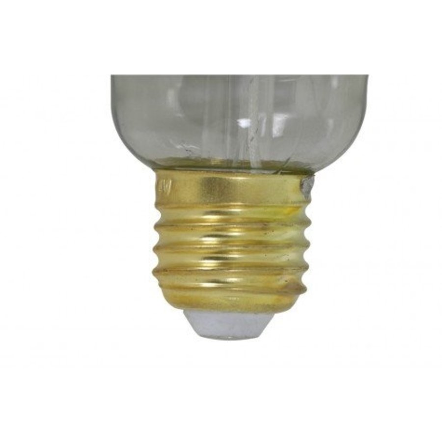 LED staaf lamp amber dimbaar Ø3X14,5 cm 4W E27-2