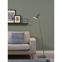 thumb-Vloerlamp Cardiff in zwart, wit of grijs-4