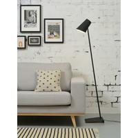 thumb-Vloerlamp Cardiff in zwart, wit of grijs-7