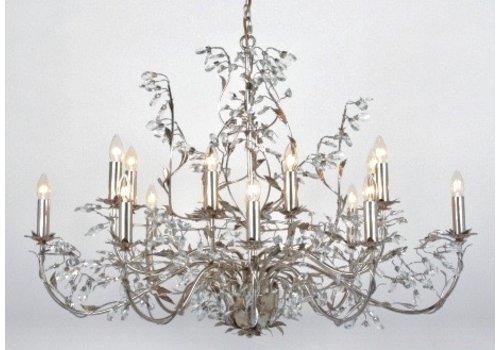 Hanglamp Elegance ovaal 120x70 cm