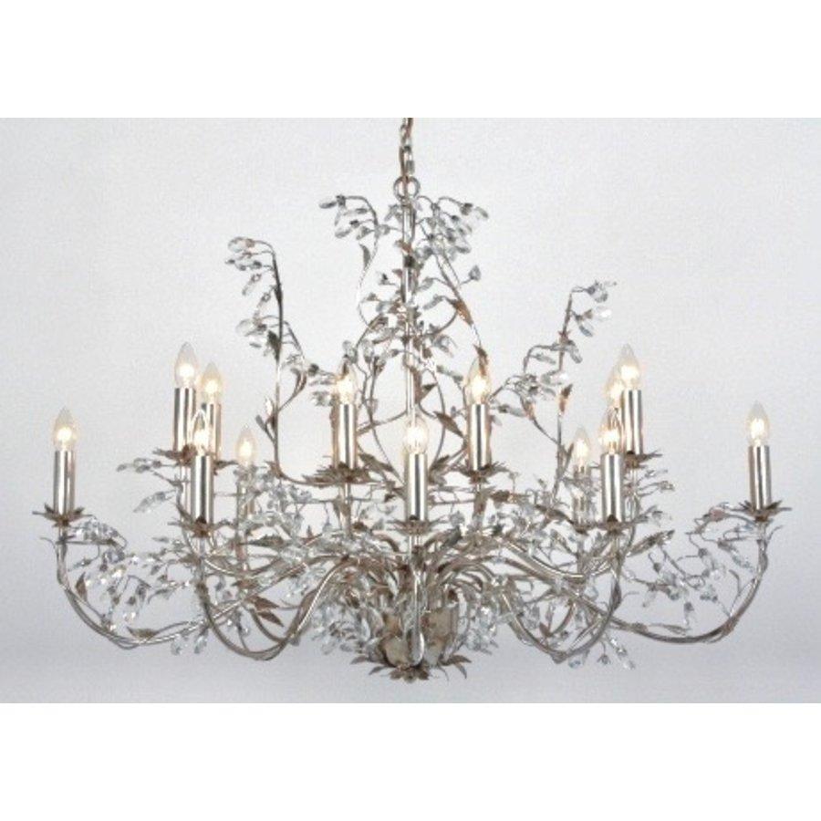 Hanglamp Elegance ovaal 120x70 cm 16-lichts-1