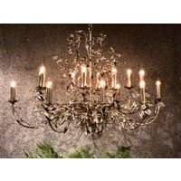 thumb-Hanglamp Elegance ovaal 120x70 cm 16-lichts-4