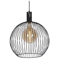 thumb-Hanglamp Wire  zwart in 5 maten-1