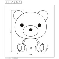 thumb-Kinder tafellamp Dodo Bear-5