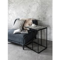 thumb-Must Living Love Seat Escape in grijs of roze-4