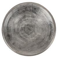 thumb-Salontafel Lyam aluminium zilver ø 70 cm-2