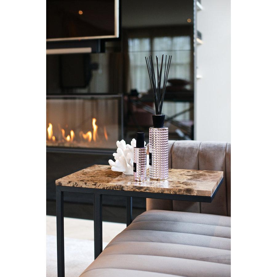 Sofa tafel Orion met bruin marmer-6