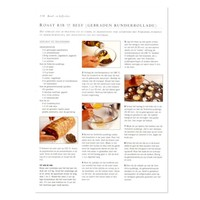 thumb-Cadeau: Minibijbel Vlees, wild en gevogelte met olijfhouten steakplank-6