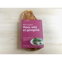 thumb-Cadeau: Minibijbel Vlees, wild en gevogelte met olijfhouten steakplank-1
