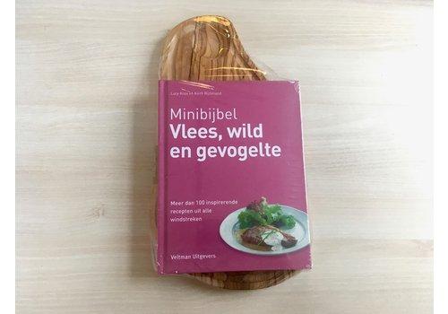 Minibijbel Vlees wild en gevogelte en tapasplank