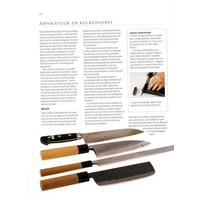 thumb-Cadeau: Minibijbel Japanse keuken met Serveerplank Rozenhout-4