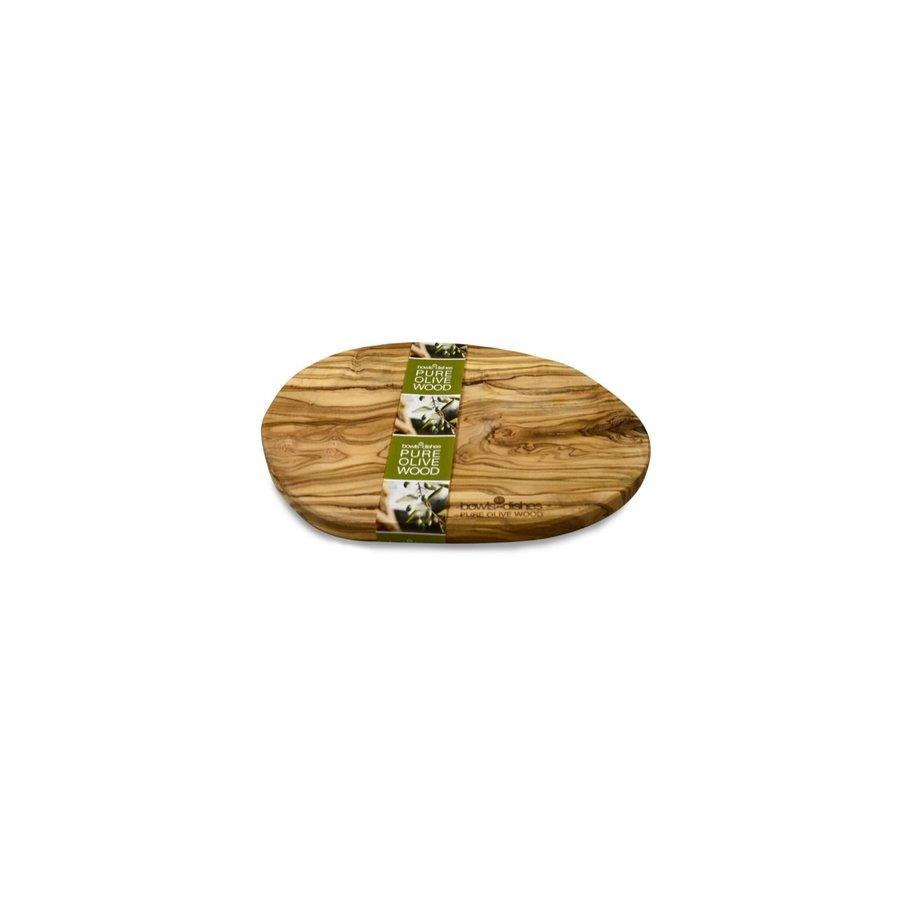 Olijfhouten Tapasplank 25-30 cm-1