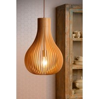thumb-Hanglamp Bodo licht hout-2