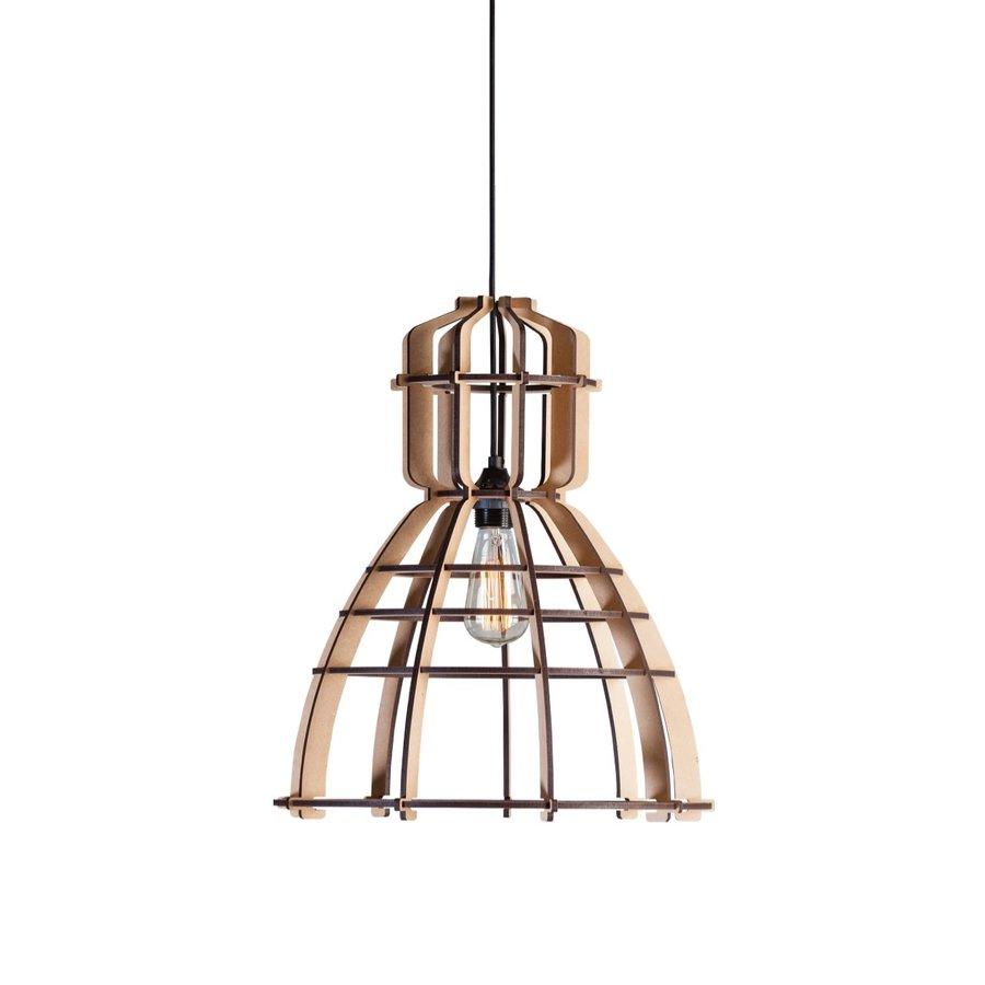 No.19 Industrielamp MDF-1