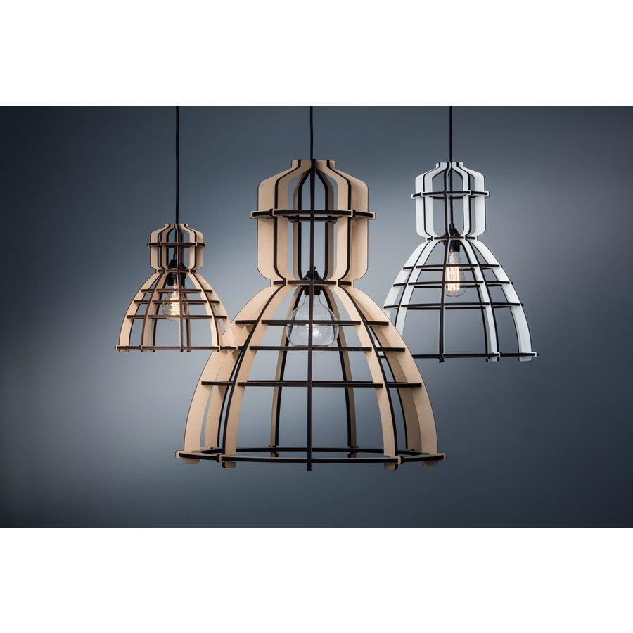 No.19 Industrielamp MDF-8
