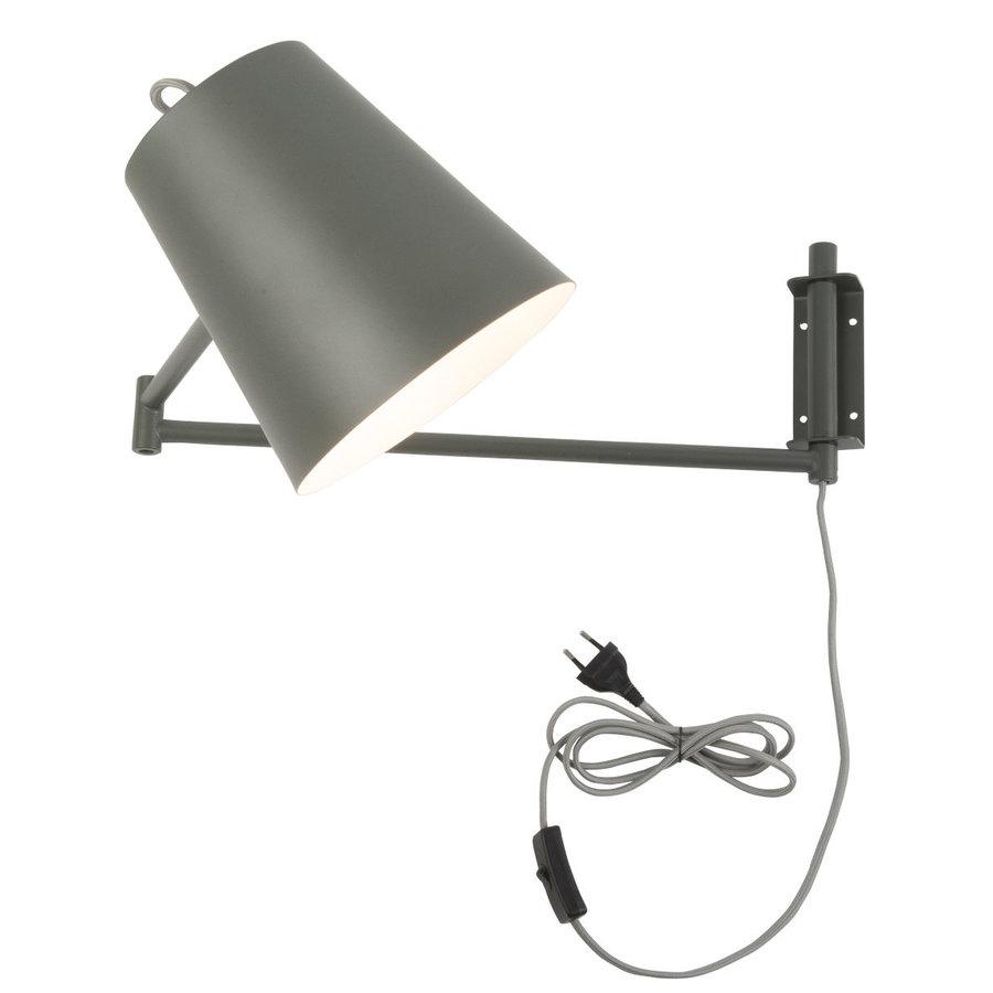 Wandlamp Brisbane verstelbaar-3