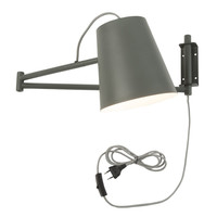 thumb-Wandlamp Brisbane verstelbaar-6