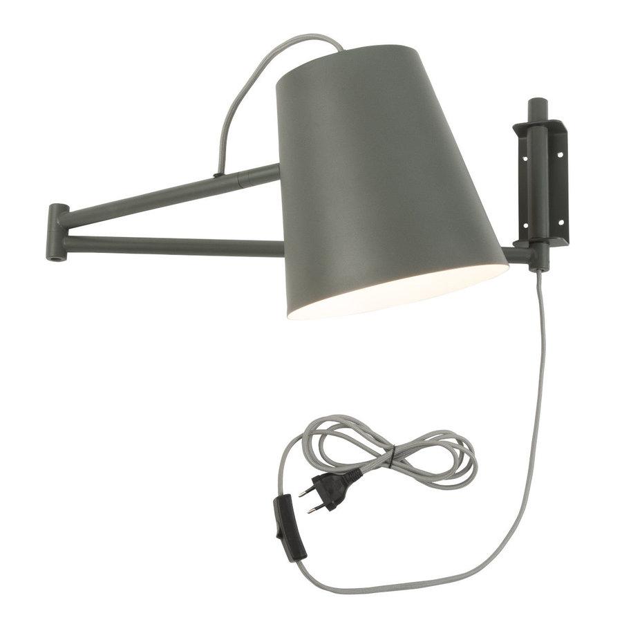 Wandlamp Brisbane verstelbaar-6