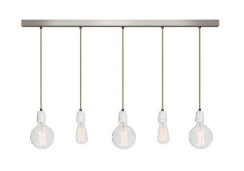Hanglamp no.12  5-lichts