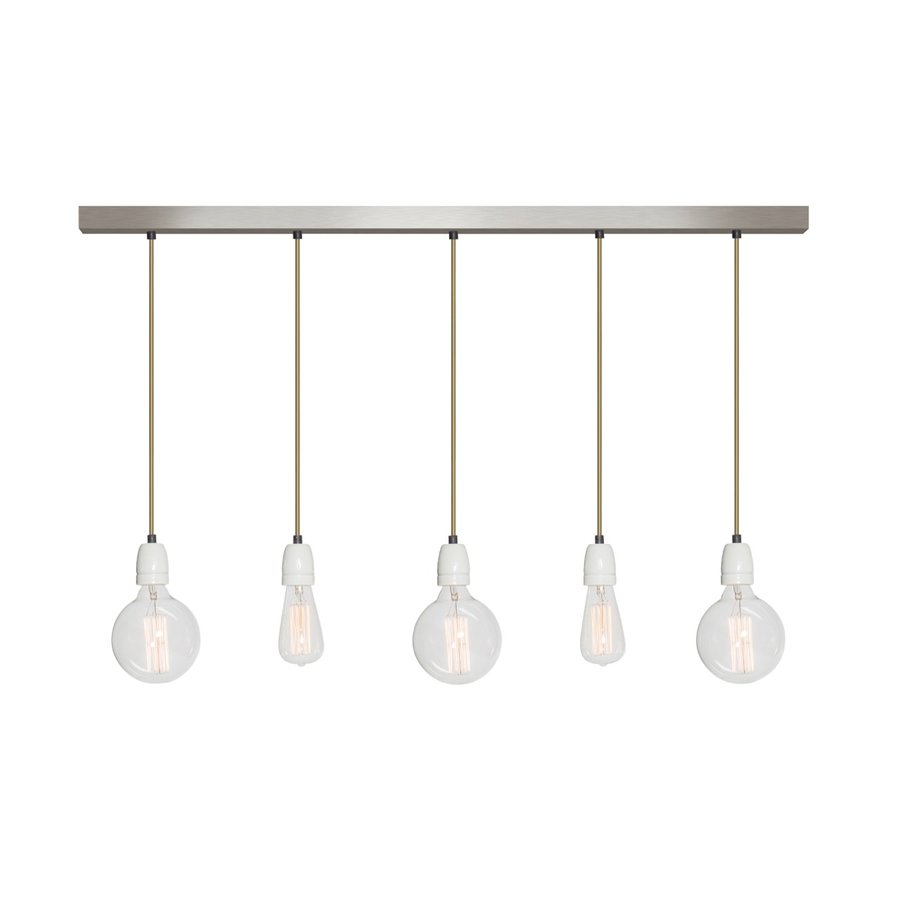 Hanglamp No.12 Het Lichtlab 5-lichts-1