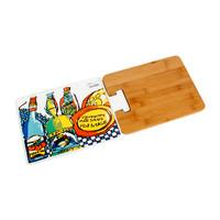 Rechthoekig bord en plank FRANCE