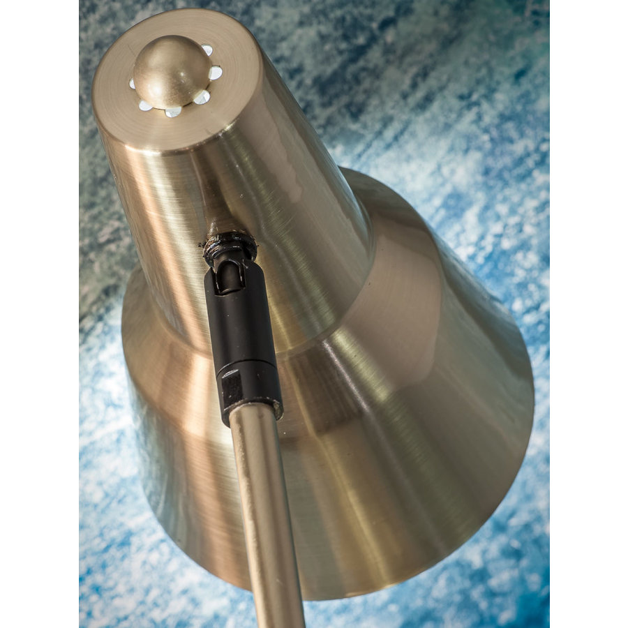Tafellamp Valencia in Goud of Zwart-8