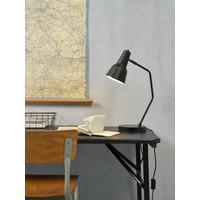 thumb-Tafellamp Valencia in Goud of Zwart-4