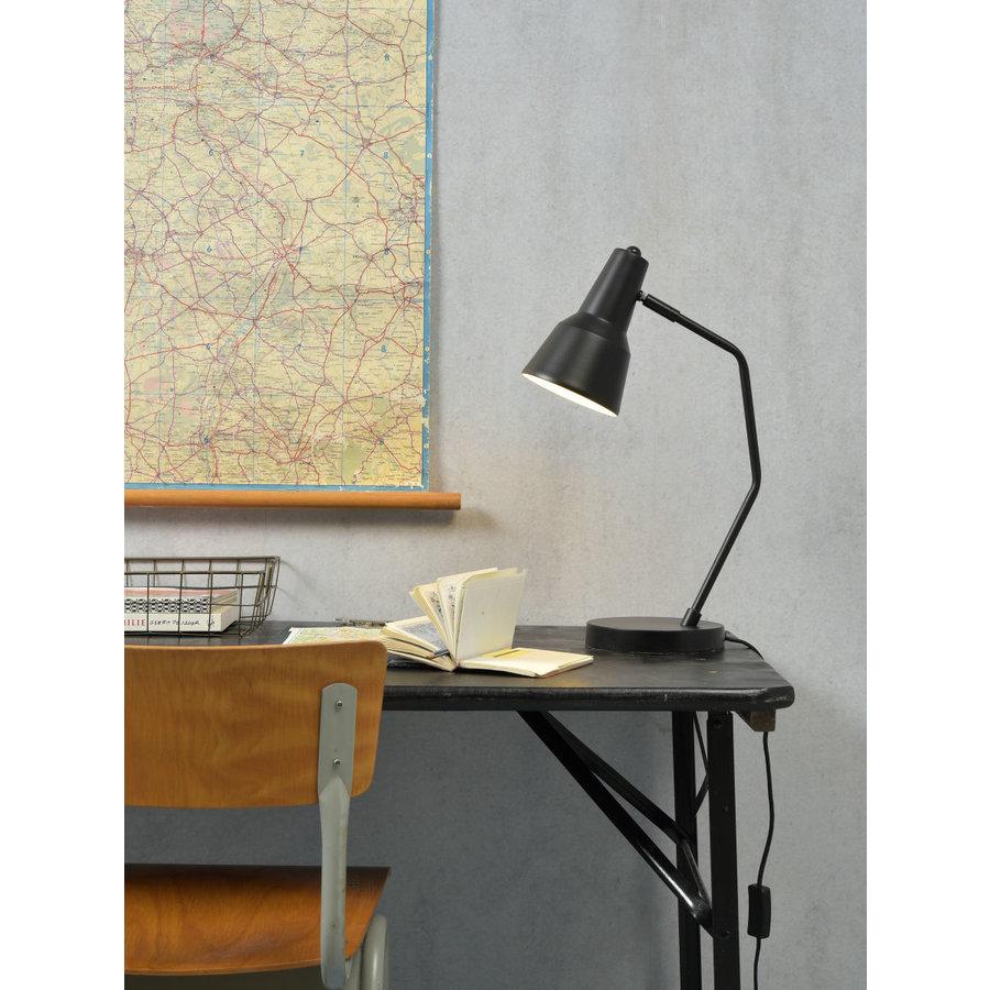 Tafellamp Valencia in Goud of Zwart-4