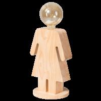 thumb-Tafellamp houten vrouwtje Eve in twee maten-8