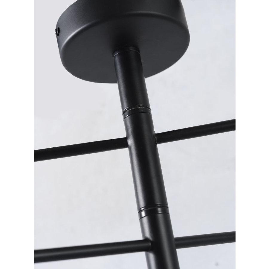 Plafondlamp Izmir zwart/goud draaibaar-3