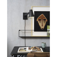 thumb-Wandlamp Biarritz zwart of wit-8