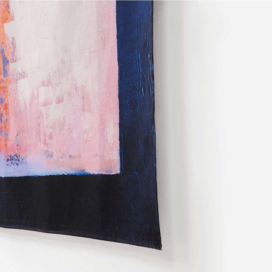 Wandkleed Abstract in E-mineur-5