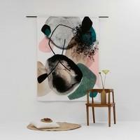 thumb-Urban Cotton wandkleed Splash-5